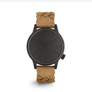 Kokomo - Winston Woven Chestnut Watch (unisex)